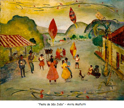 FESTA JUNINA - PARTE I