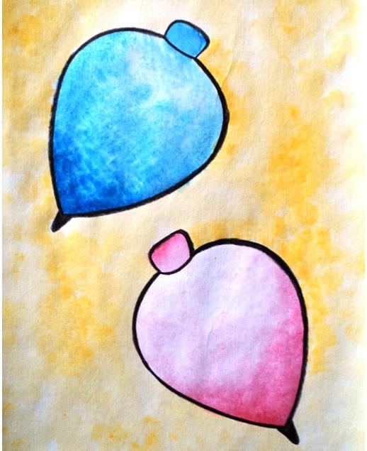 Oficina Pintura Com Guache Acrilex Tintas Artisticas