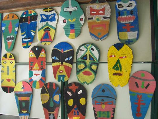 Máscaras Acrilex Tintas Artísticas