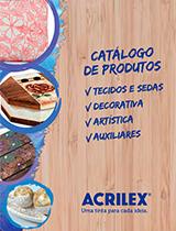 CATÁLOGO DE PRODUTOS ARTESANATO 2017