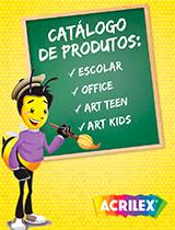 CATÁLOGO DE PRODUTOS ESCOLAR 2017